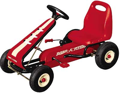 Radio Flyer Racer #88-1